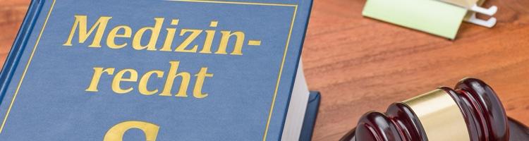 Medizinrecht Gesetzesbuch